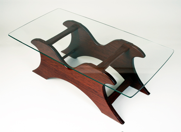 Teahupo'o (Cho-po) - Coffee Table